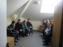 """Sventes vidusskolas skolēni mācību ekskursijā uz Silenes robežkontroles punktu un pētniecības centru """"Ilgas"""""""