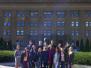 Sventes vidusskolas skolēni meklē valodu dārgumus Daugavpils Universitātē