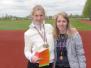 Sventes vidusskolas un Naujenes pamatskolas vieglatlētiem veiksmīgi starti Latgales reģiona skolēnu sacensībās vieglatlētikā