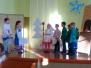 Svjatki Salienas vidusskolā