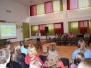 """Swedbank programmas """"Dzīvei gatavs"""" praktiskās mācību stundas Špoģu vidusskolā"""