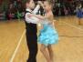 Tabores pamatskolas  skolēni dejo Daugavpils Olimpiskajā centrā
