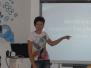 """""""Tiešsaistes sadarbības projekti nākotnes klasē"""" FCL un eTwinning seminārs Briselē dažādu mācību priekšmetu skolotājiem"""