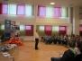 Tikšanās ar Novikontas Jūras koledžas pārstāvi  Špoģu vidusskolā