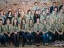 Vaboles 45.gaidu vienība piedalās LSGCO 25 gadu svinībās