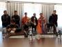 Vaboles skolēni mācību ekskursijā