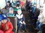 Vaboles vidusskolas 1.-3.klašu skolēni mācību ekskursijā