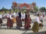"""Vaboles vidusskolas folkloras kopa """"Kanči"""" piedalījās XXX folkloras svētkos """"Pulkā eimu, pulkā teku"""""""