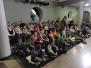 """Vaboles vidusskolas sākumskolas skolēnu projekta """"Skolas soma"""" mācību ekskursija"""