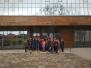 Vaboles vidusskolas skolēnu mācību vizīte Fizikas un tehnoloģiju gada ietvaros