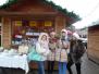 Vaboles vidusskolas SMU piedalās svētku tirdziņos
