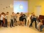Valodu un mākslu jomu nedēļa Kalupes pamatskolā