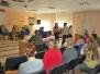 Valodu, vizuālās mākslas un mūzikas nedēļa Naujenes pamatskolā