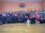Valsts robežsardzes izglītojošā lekcija un kinologu demonstrējumi Biķernieku pamatskolā