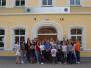 """Veiksmīgi noslēgušās jauniešu starptautiskā apmaiņas projekta """"Cool Craft"""" aktivitātes"""
