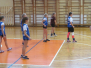Volejbolā meitenēm uzvar Sventes un Špoģu vidusskolas