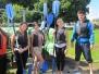 Zemgales vidusskolas skolēnu komandas sniedz pirmo medicīnisko palīdzību un ir aktīva, veselīga dzīvesveida piekritējas