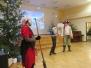 Ziemassvētku eglīte Silenes pamatskolā