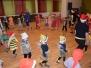 Ziemassvētku pasākums Špoģu vidusskolas pirmsskolas bērniem