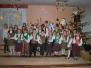 Ziemassvētku priekšvakars Naujenes pamatskolā