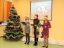 Ziemassvētku varoņi ienāk Lāču pamatskolā